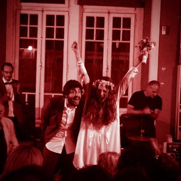 Salvador Sobral: Παντρεύτηκε ο νικητής της Eurovision 2017! (φωτο)