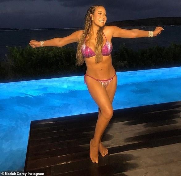 Mariah Carey - Αναστάτωσε το Instagram με το αποκαλυπτικό της μπικίνι (φωτο)