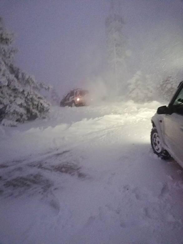 Δεκάδες διασώσεις από την Πανελλαδική Ομάδα Βοήθειας 4Χ4 τις μέρες του χιονιά - Έδρασαν και στην Πάτρα!
