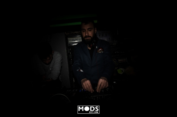 Chapter at Mods Club 05-01-19