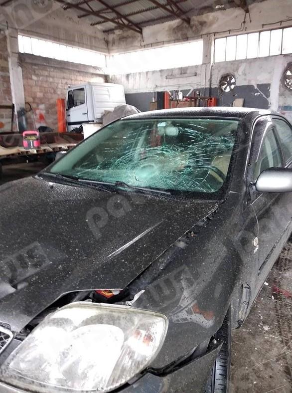 Ηλεία: Τροχαίο δυστύχημα με έναν νεκρό (φωτο)