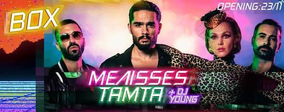 Melisses - Tamta at Box Athens