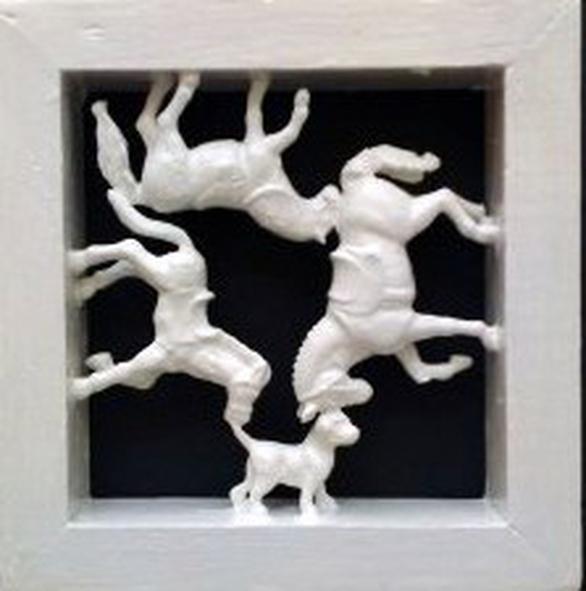 """Έκθεση """"Ίχνη Διαφυγής"""" στην γκαλερί Cube"""