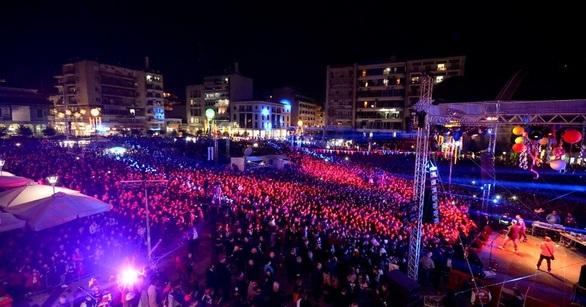 Πάτρα: Στην τελική ευθεία για την έναρξη του Καρναβαλιού (φωτο)