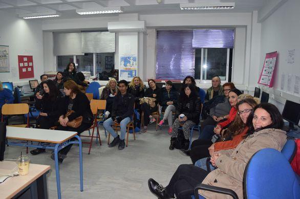 """Πάτρα: Πρόγραμμα """"Πρώτες Βοήθειες"""" στο σχολείο Δεύτερης Ευκαιρίας"""