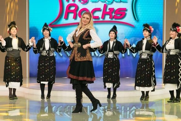 Μy Style Rocks Gala με... ελληνική παράδοση!