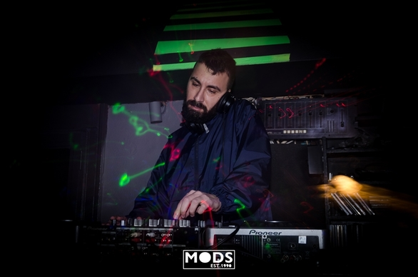 Chapter at Mods Club 12-01-19