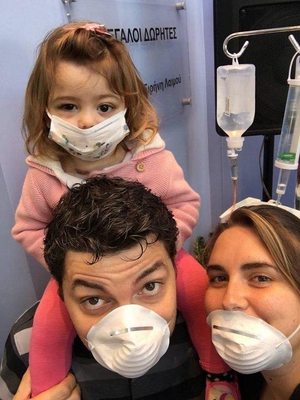 Η μικρή Ελεωνόραχρειάζεται τη βοήθειά μας!