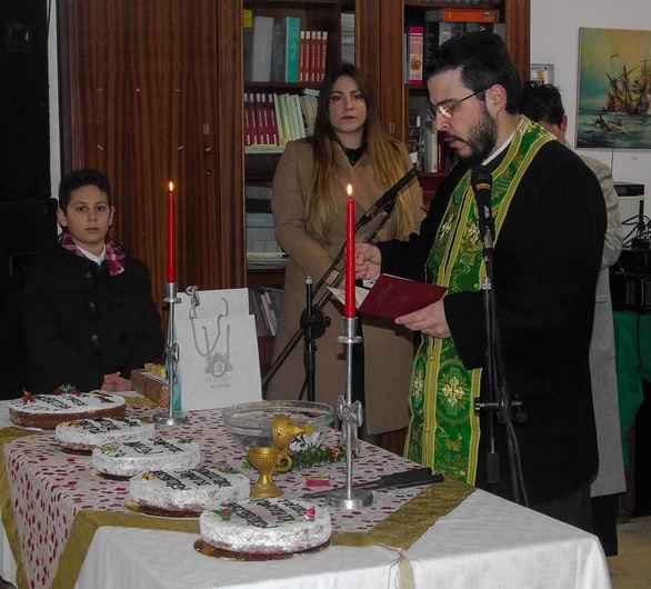 Αχαΐα: Με επιτυχία διεξήχθη η κοπή της πίτας στο σύλλογο Αραχωβιτίκων (pics+video)