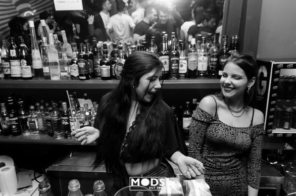 Trash Party at Mods Club 16-01-19