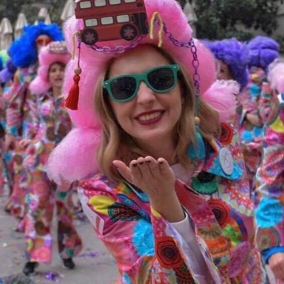 Τα προφίλ των Πατρινών φόρεσαν και αυτά τα καρναβαλικά τους (pics)