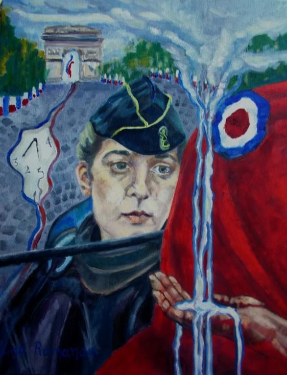 """Έκθεση """"Liberte"""" στον Ελληνο-Γαλλικό Σύνδεσμο"""