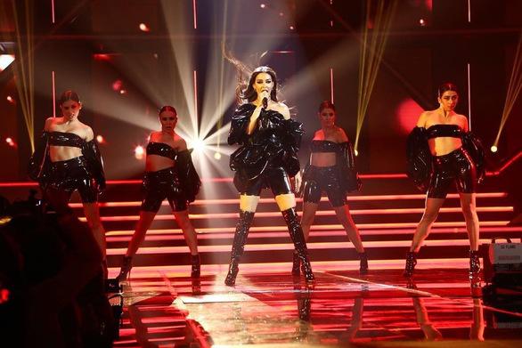 """Η Ελένη Φουρέιρα """"μάγεψε"""" τον ισπανικό τελικό της Eurovision"""
