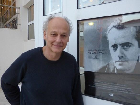 """Τάκης Σακελλαρίου: """"Η Πάτρα έχει τη... μαγιά του κινηματογράφου"""""""
