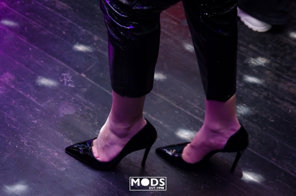 Trash Party at Mods Club 23-01-19