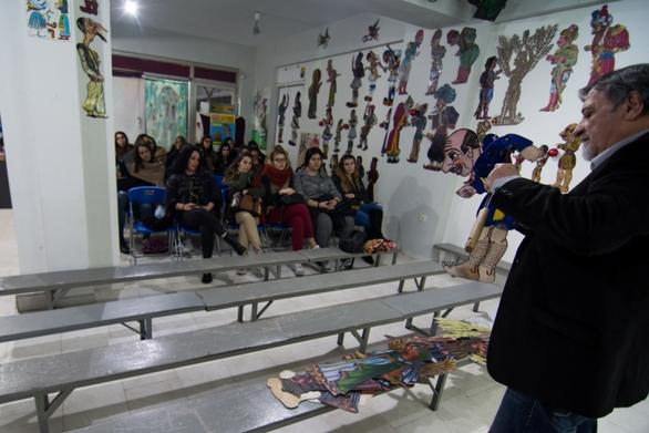 Εκπαιδευτική επίσκεψη του ΙΕΚ Πάτρας στο Περί Σκιών (pics)