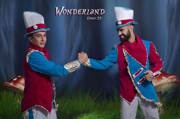Group 29: Wonderland