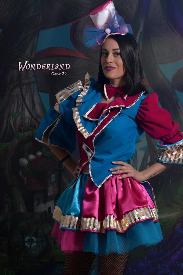 Group 29: Wonderland