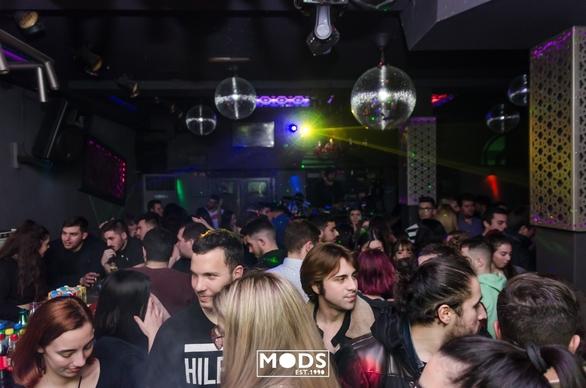 Το Mods αποτελεί ένα πολύ δυνατό όνομα στα νυχτερινά δεδομένα της Πάτρας! (φωτο)