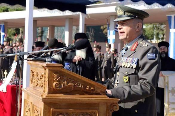 Τελετή παράδοσης - παραλαβής καθηκόντων Αρχηγού ΓΕΣ (φωτο)