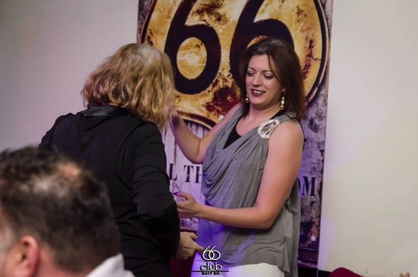 Λευτέρης Μυτιληναίος Live at Club 66 02-02-19