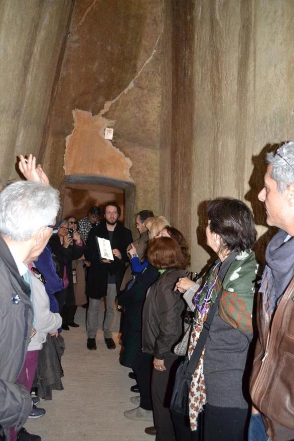 Η ΚοινοΤοπία περιηγήθηκε και ξεναγήθηκε στο Αρχαιολογικό Πάρκο της Βούντενης (φωτο)