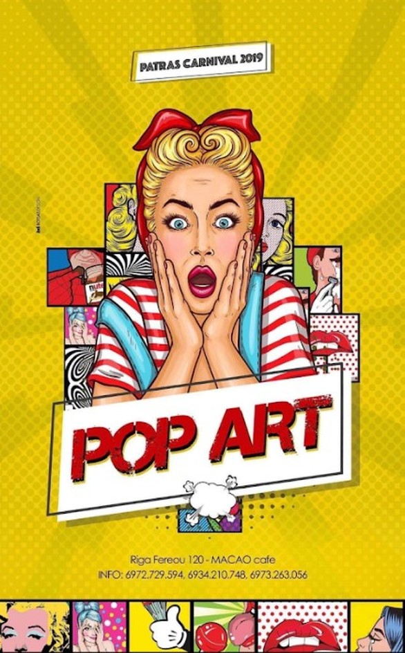 Group 146: POP ART