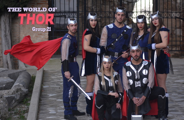 Group 21: The World of Thor