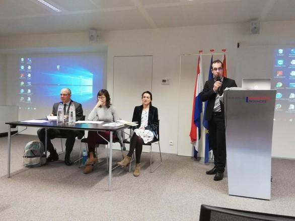 Ο Αντιπεριφερειάρχης Νικόλαος Μπαλαμπάνης στη συνδιάσκεψη της CPMR