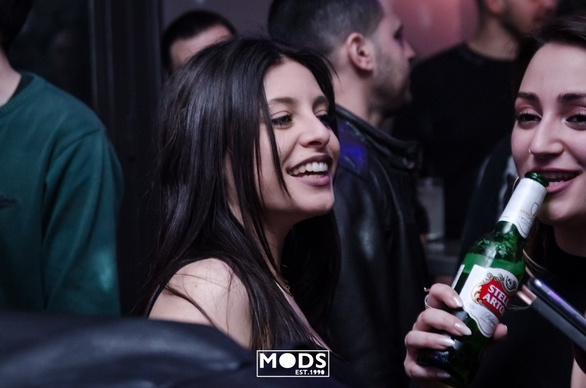 Trash Party at Mods Club 06-02-19