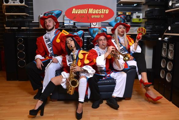 Group 13: Avanti Maestro