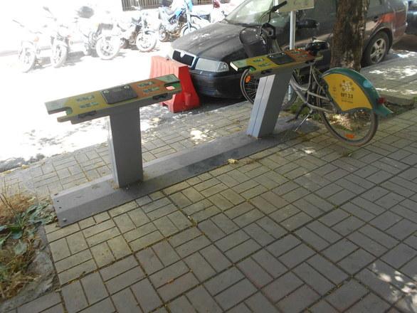 Την άνοιξη επιστρέφουν τα κοινόχρηστα ποδήλατα στους δρόμους της Πάτρας