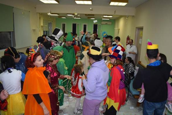 """Πάτρα: Αποκριάτικο πάρτι για τα παιδιά της """"Μέριμνας"""""""