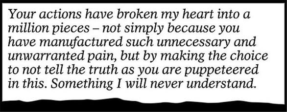 Meghan Markle: «Μπαμπά, γιατί μου προκαλείς τόσο πόνο;»