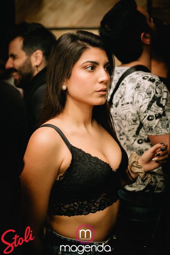 Greek night at Magenda 10-02-19