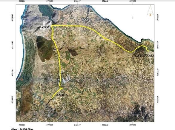 Αχαΐα: Σε εξέλιξη βρίσκονται έργα που βελτιώνουν το οδικό δίκτυο και στους πέντε Δήμους