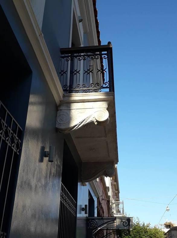 Τα όμορφα μπαλκόνια της Πάτρας! (φωτο)