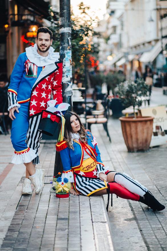 Group 43: Circus