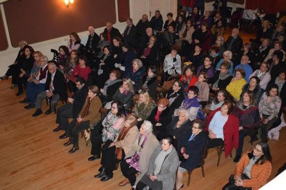 """Πάτρα: Με επιτυχία διεξήχθη η μουσικοποιητική βραδιά """"Μαντόνα Σιξτίνα"""" (pics)"""