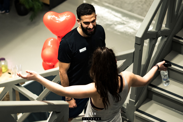 Pre-Valentine's Party at Icon Fitness 13-02-19