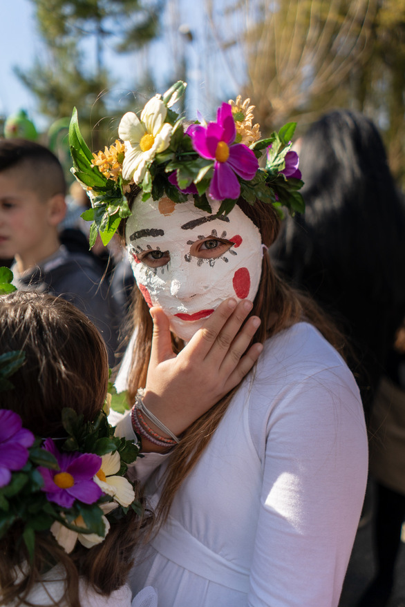 Πάτρα - Μικροί και μεγάλοι χάρηκαν με την ψυχή τους στην Καρναβαλούπολη του Ζαβλανίου (φωτο)