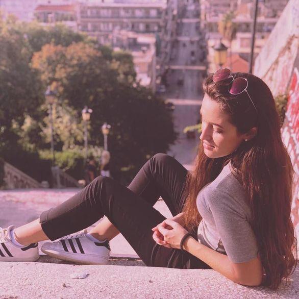 Αναστασία Ψαρρού - Η 19χρονη φοιτήτρια που ήρθε στην Πάτρα και έγινε βασίλισσα!