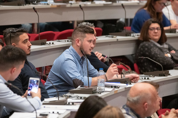 Ανοικτός διάλογος για το μέλλον της Ευρώπης με τους Ευρωπαίους Επιτρόπους Δημήτρη Αβραμόπουλο και Κορίνα Κρέτσου