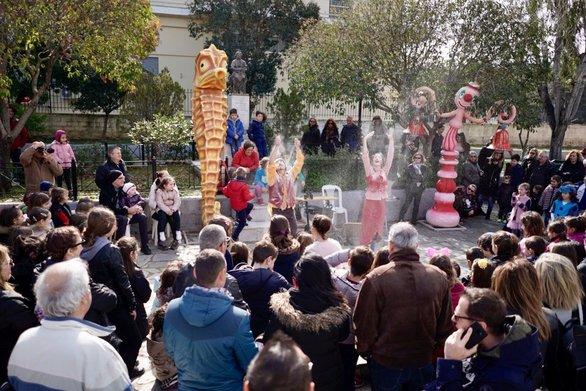 Ανεβαίνει ο Καρναβαλικός παλμός στην Πάτρα!