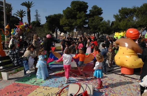 Πάτρα: Οι μικροί καρναβαλιστές δίνουν ραντεβού στα Ψηλά Αλώνια!
