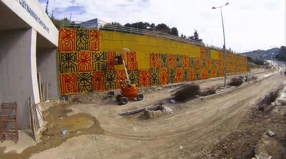 Μια ιστορία που γράφτηκε στη Μίνι Περιμετρική της Πάτρας σε... γλώσσα καρδιάς (pics+video)