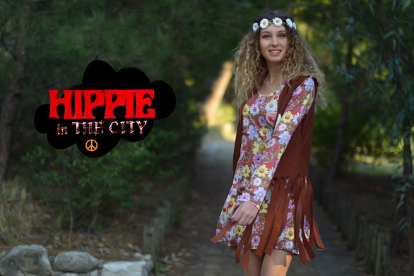 Group 184: Hippie in the city