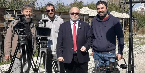 """Νίκος Τζανάκος: """"Η Πάτρα να ξαναβρεθεί στο επίκεντρο του ενδιαφέροντος"""""""