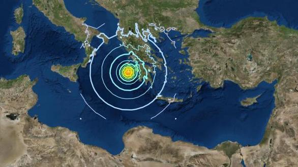 """Ζάκυνθος: Σεισμός """"κούνησε"""" τα ξημερώματα το νησί"""
