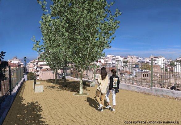 Τι γίνεται με το έργο της ανάπλασης του ιστορικού κέντρου της Πάτρας;